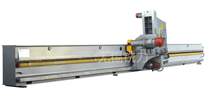XB non pressure beam improved edge milling machine (double side milling)