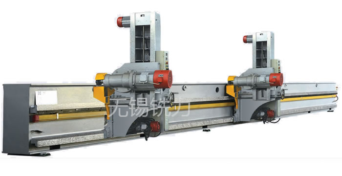 XB non pressure beam double power head edge milling machine (double side milling)